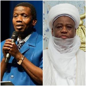 ELECTORAL REFORM: INEC SHOULD LOBBY PASTOR E.A. ADEBOYE AND SULTAN OF SOKOTO