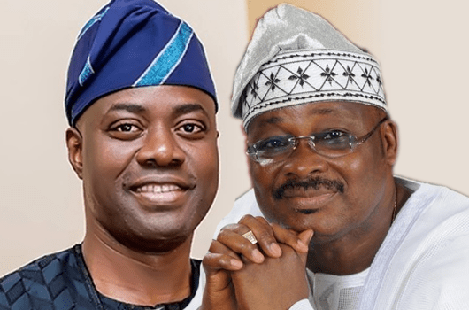 COVID-19: Ajimobi commends Buhari over nationwide address, wishes Makinde quick recovery
