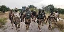 Boko Haram targets army location, scores killed