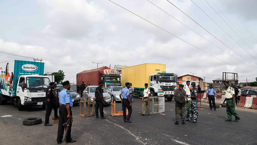'How police, military extort at COVID-19 checkpoints'
