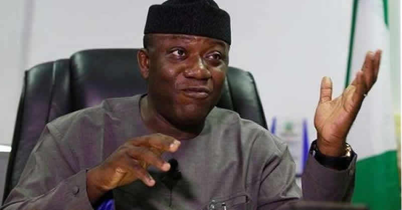 COVID-19: NGF talking with World Bank to support states, says Fayemi