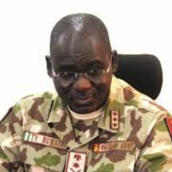Buratai relocates to North-East over Boko Haram, ISWAP war