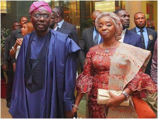 Lagos state Governor and Wife tests Negative for Coronavirus