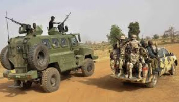 Stop North-East troops from using phones, Rep tells DHQ