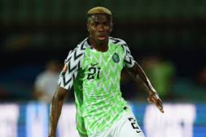 Lille receive €85m bid for Osimhen