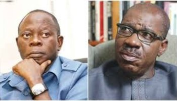 EDO ELECTION: OBASEKI TO LOSE SEAT?