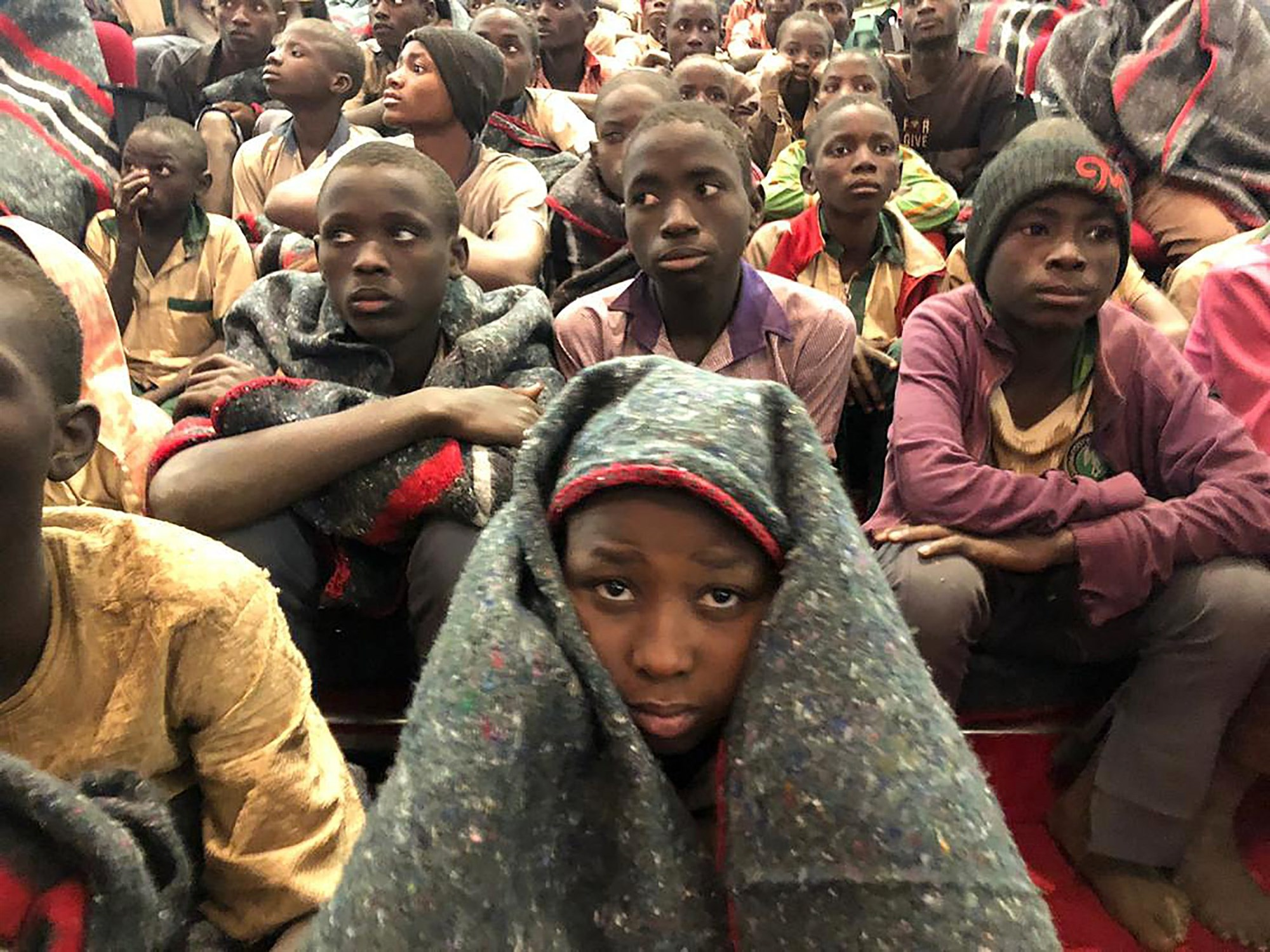 Over 300 students abducted in Katsina State